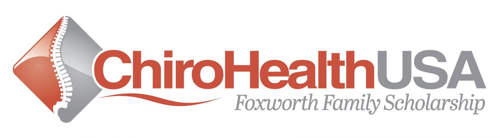 CHUSA - Foxworth Family Scholarship Logo-01