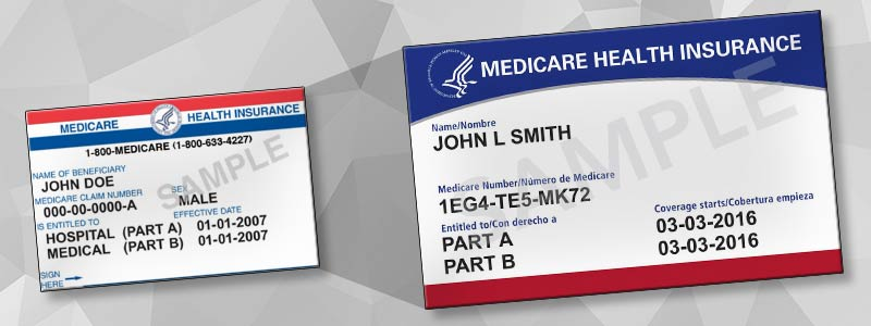CMS Announces New Identification Card
