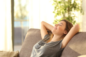 Say 'no' to chronic stress and 'yes' to peace of mind