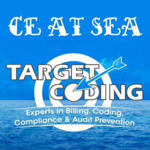 Target Coding CE Seminar at Sea – Departs Miami, FL @ Departs Port of Miami | Miami | Florida | United States