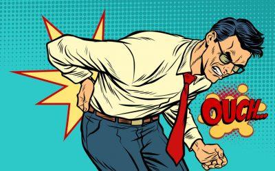 Fight back against back pain