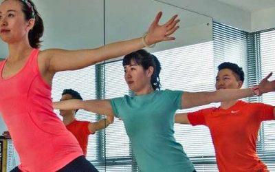 Regular Exercise Yields Optimal Health