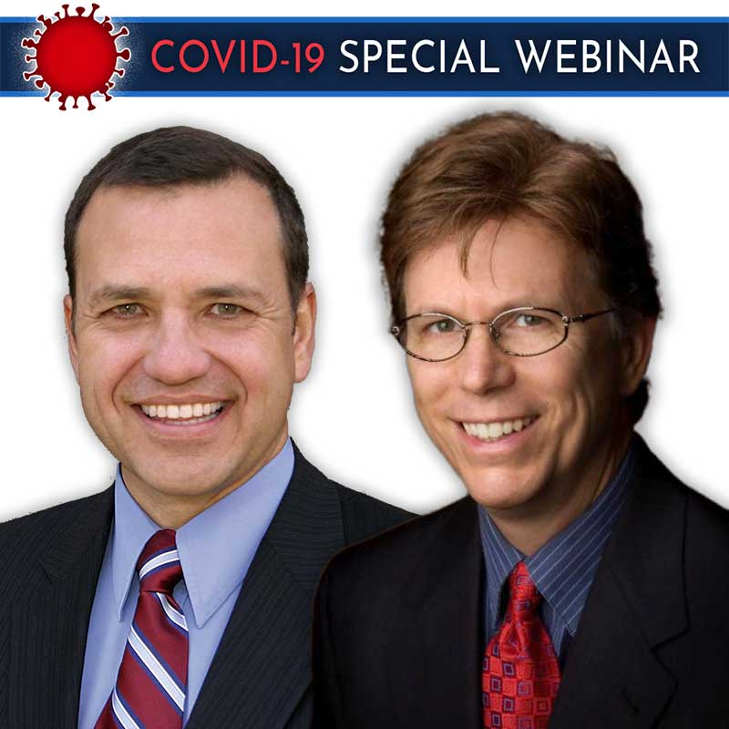 Dr. Scott Munsterman & Dr. Steve Conway